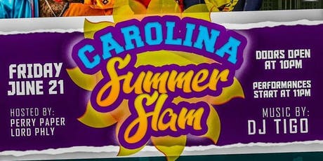 Carolina Summer Slam tickets