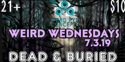 Weird Wednesday