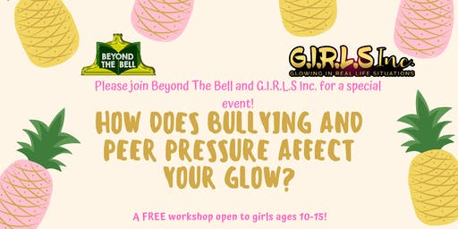 How Does Bullying &d Peer Pressure Affect Your Glow