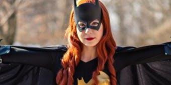 Fri 7/26: ROYAL ACADEMY DAY PASS-Female Bat Super Hero!