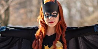 Fri 7/26: ROYAL ACADEMY DAY PASS-Female Bat Super Hero!