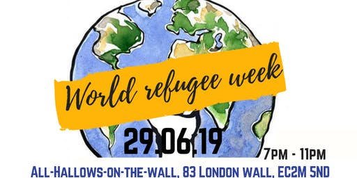 Stand for Humanity x World Refugee Week