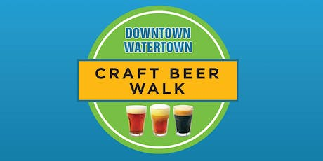 Downtown Watertown Craft Beer Walk tickets