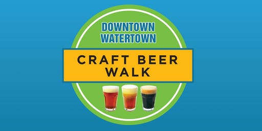 Downtown Watertown Craft Beer Walk