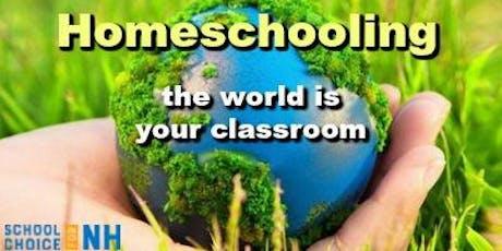 Intro to Homeschooling -- Northfield tickets