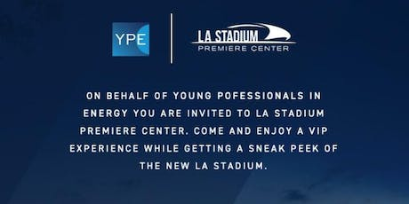 You're Invited to a virtual tour of LA Stadium and Entertainment District! tickets