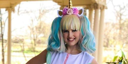 Wed 8/7: ROYAL ACADEMY DAY PASS-Surprise Unicorn Fashion Doll!