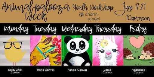 6.17-6.21 - Animalpalooza Week - 10AM-Noon