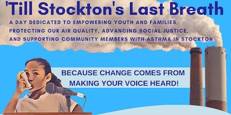 Stockton's Last Breath tickets