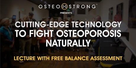 Fight Osteoporosis Naturally tickets