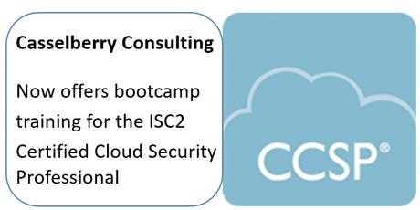CCSP Certification bootcamp tickets