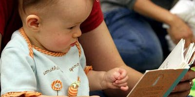 July 2019 Menlo Park Library Baby Lapsit Storytime