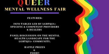 QUEST Presents: A Queer Mental Wellness Fair tickets