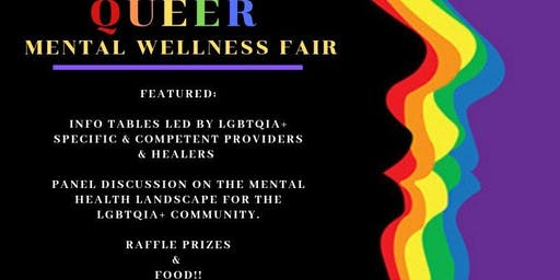 QUEST Presents: A Queer Mental Wellness Fair