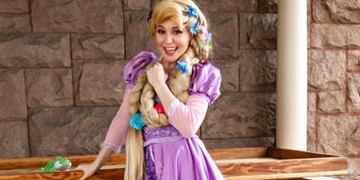 Tues 8/13: ROYAL ACADEMY DAY PASS-Rapunzel!
