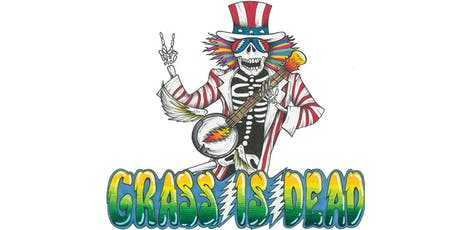 The Grass is Dead tickets