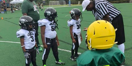 Greensboro Eagles Football Training Camp - Ages 5-14 (Free) tickets