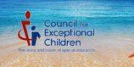 California Council for Exceptional Children 2019 Conference tickets