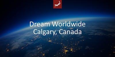 Dream World Wide in Calgary, Canada