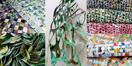 Sculpture: Paper & Acrylic - Seattle
