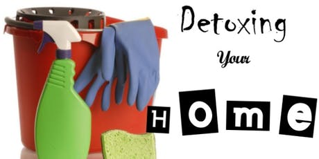 Detox Your Home tickets