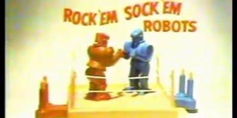 1st Annual Brewbots Tournament | PBR x Rock 'Em Sock 'Em Robots