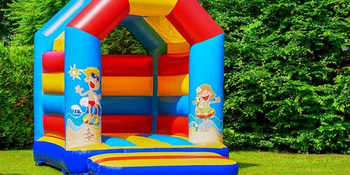 Summer Family Fun Night - INFLATABLE EXTRAVAGANZA