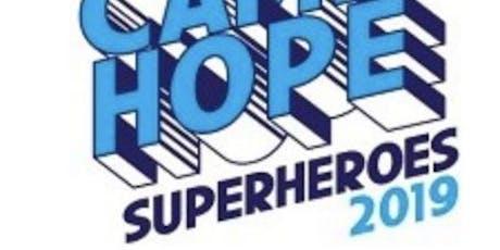 Zumba and U-Jam Presents  Camp Hope SuperHeroes!!!! tickets