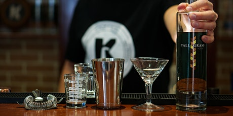 Capital K Distillery Cocktail Class tickets
