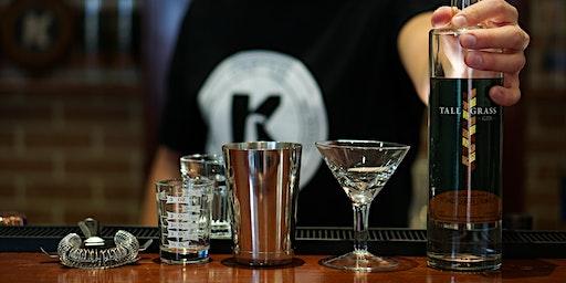 Capital K Distillery Cocktail Class