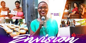 """2019 ENVISION Empowerment """"Pop Up"""" Experience: New..."""