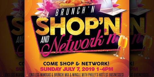 Brunch'n , Shop'n & Network'n