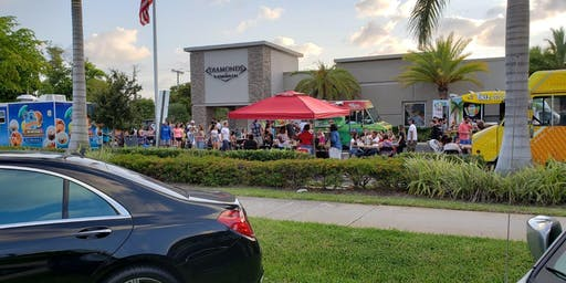 Food truck night  Boca Raton
