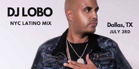 """From NYC, Latino Mix - DJ Lobo """"A Bailar"""" tickets"""