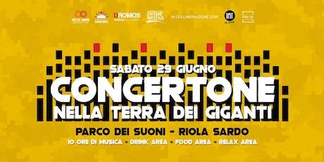 CONCERTONE • Nitro, Rezophonic & many more artists • Parco dei Suoni (OR) biglietti