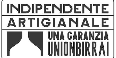 """LAB 1 - Unionbirrai: il marchio """"Indipendente artigianale"""" biglietti"""