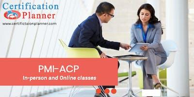 PMI-Agile Certified Practitioner (ACP)® Bootcamp in Miami (2019)