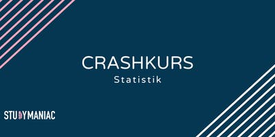 Crashkurs Statistik