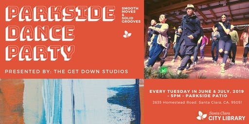 Parkside Dance Party: Presented by The Get Down Dance Studios