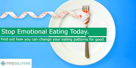 Stop Emotional Eating Today - Weight Management Hypnotherapy tickets