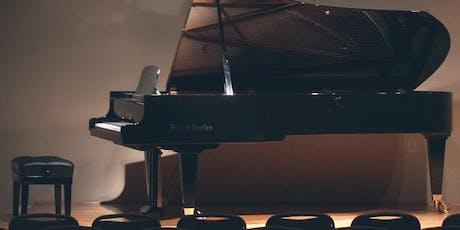 Ruggero Piano Overtones Chamber Music Summer Series  tickets