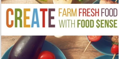 CREATE Farm Fresh Food tickets