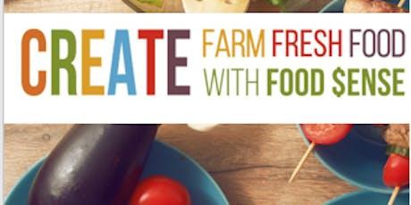 CREATE Farm Fresh Food tickets