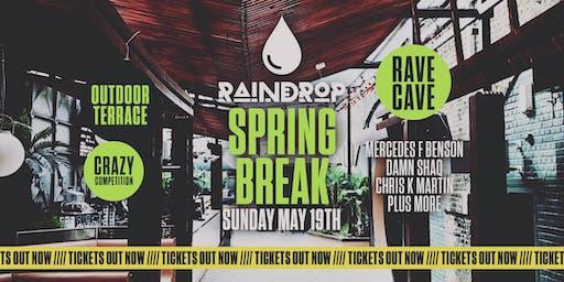 RaindropFSTVL - PEBBLE BEACH  X RAVE CAVE RAPTURE