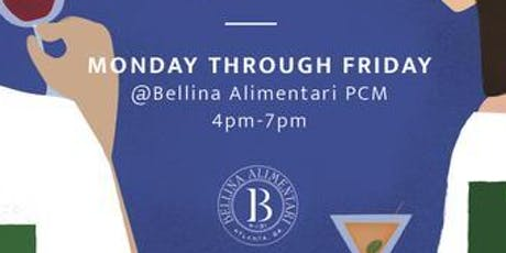 Bellina Alimentari's Aperitivo – The Italian Happy Hour tickets