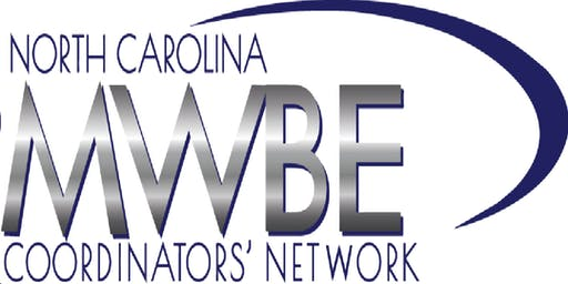 NC MWBE Coordinators' Network Quarterly Meeting - July 2019