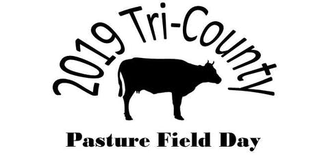 2019 Tri-County Pasture Field Day tickets