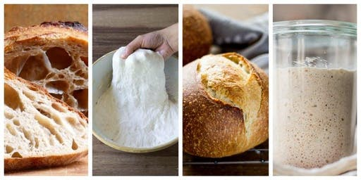 Make Sourdough Bread with Tartine & Maple