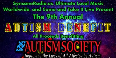 9TH ANNUAL AUTISM SOCIETY BENEFIT SHOW