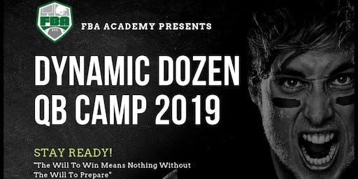 2019 Dynamic Dozen QB Camp